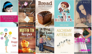 Low Priced & Free Kindle Books For 5/6!