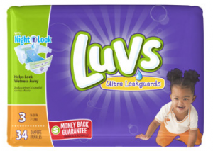 Diaper Deal! Score Luvs Jumbo Packs For Just $4.99 at Safeway!