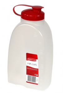Target: Rubbermaid Bottle 2 qt $0.66 After Coupon Stack!