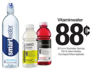Vitaminwater For $.63 at Fred Meyer Starting 5/22!