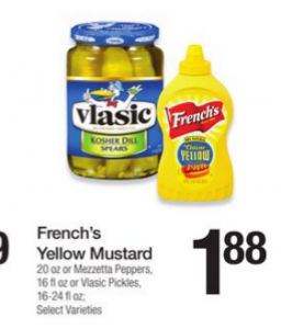 Vlasic Pickles Just $1.38 a Jar Starting 5/22 at Fred Meyer!