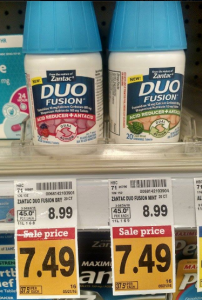 Zantac Duo Fusion Antacid and Acid Reducer In One As Low As FREE at Fred Meyer! (Reg. $8.99)