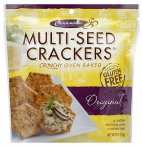 Walgreens: Crunchmaster Multi-Seed Crackers $1.22!