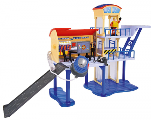 Simba Fireman Sam Ocean Rescue Station with Figurine $16.28 (Reg $39.99)