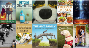 Low Priced & Free Kindle Books For 6/9