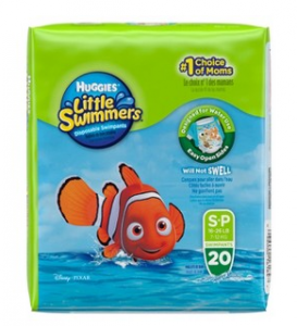Target: Huggies Little Swimmers $4.49!