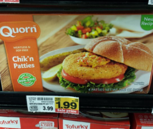 FREE + $1.26 Money Maker Quorn Products at Fred Meyer!