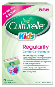 Culturelle Kids Regularity Gentle-Go Formula 24 ct $1.38! (Reg $18.99)