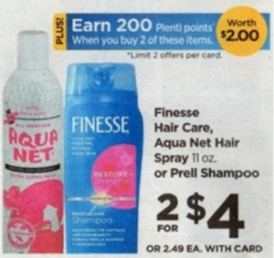 FREE Finesse Shampoo and Conditioner at Rite Aid! (No Coupons Needed)