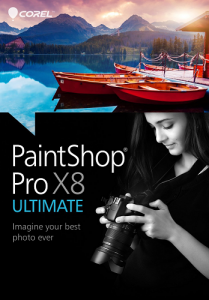 PaintShop Pro X8 Ultimate Just $29.99 Today Only! (Reg $99.99)
