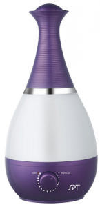 Ultrasonic Humidifier with Fragrance Diffuser $12.44 (Reg $59)