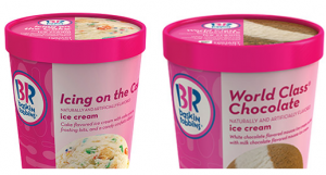 These Look So Good! Baskin Robbins Ice Cream $1.50 at Fred Meyer!