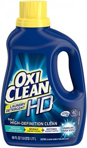 Oxi Clean HD Laundry Detergent Just $.99 at Rite Aid With New Printable Coupon!
