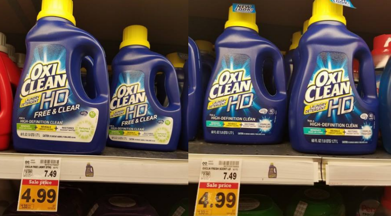 oxi cleans