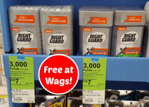 Walgreens:  FREE Right Guard Xtreme & Other Items!!