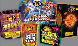 Yippee! Get Your Fireworks For Less! Pay $10 for $20 Worth of TNT Fireworks!