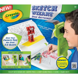 Crayola Sketch Wizard Kit $6.29 (Reg $19.99)