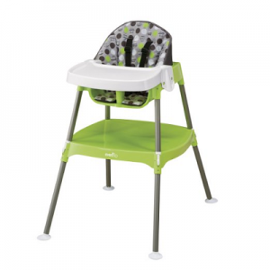Evenflo Convertible High Chair $38.76!