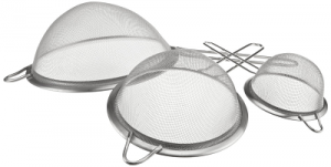 ExcelSteel 3-Piece All Purpose Strainer Set $8.88 (Reg $29.99)