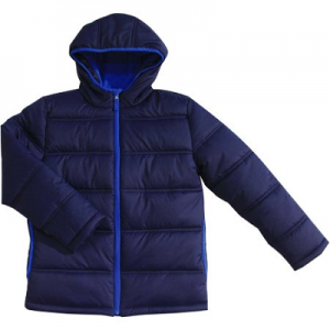Faded Glory Boys' Bubble Jacket $5!