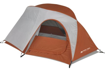 You can get this ozark trail 1 person backpacking tent for 19