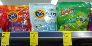 Tide Pods or Gain Flings Only $2.95 With Printable Coupon!