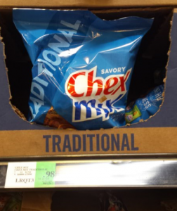 Stock Up on Snacks! Chex Mix and Bugles Only $.73 at Winco!