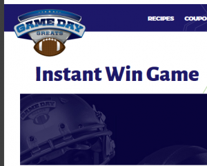 Play The Fred Meyer Game Day Instant Win Game Daily! Let Us Know What You Win!