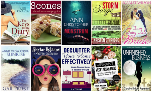 Low Priced & Free Kindle Books For 8/9!