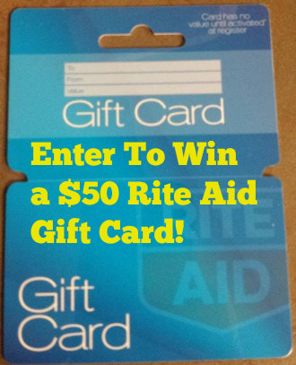 rite aid gift card giveaway