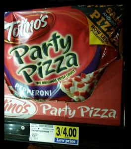 Totino's Pizzas $1.08 at Fred Meyer With New Coupon!