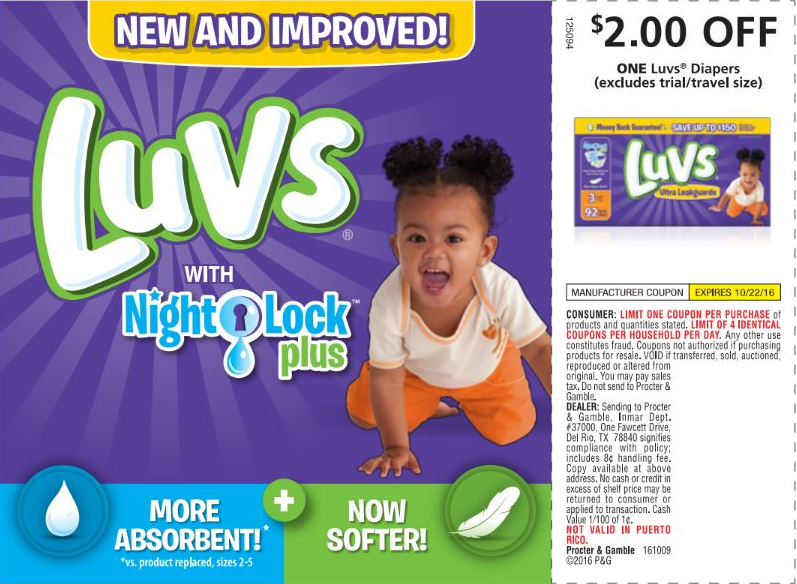 image about Luvs Printable Coupons identified as Large Price savings Coming Up upon Luvs Diapers + My Individual