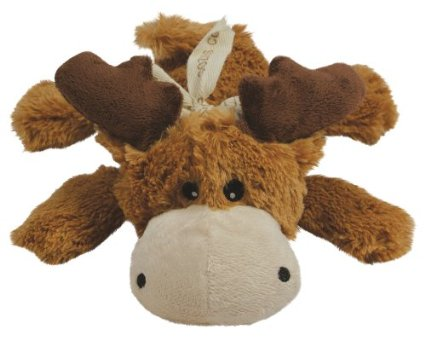 KONG Cozie Marvin the Moose, Medium Dog Toy