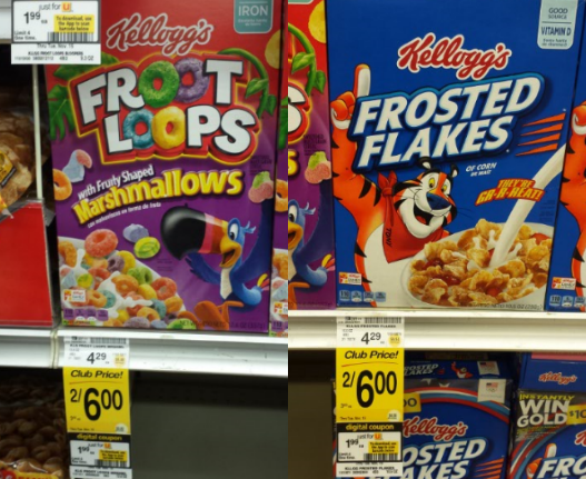 frosted flakes froot