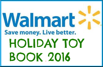 walmart holiday toy book