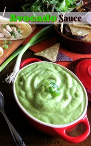 Looking for a new avocado recipe to try? Be sure to check out this Avocado Sauce Recipe!