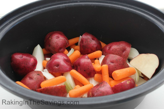 Crock Pot Chicken Thighs With Potatoes Amp Carrots