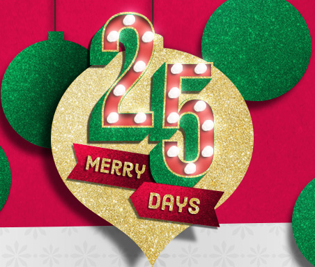 sneak peek of the fred meyer 25 merry days freebies - Fred Meyer Hours Christmas